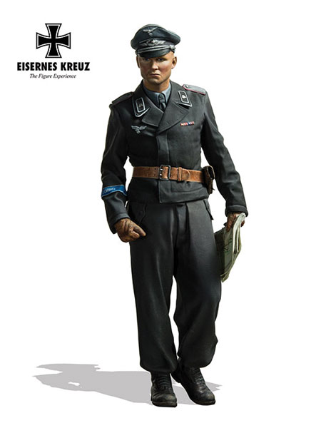 Eisernes Kreuz Series: Herman Göring Panzer Leutnant, 1943 (1/35) - ONLY 1 AVAILABLE AT THIS PRICE