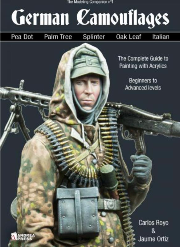 The Modeling Companion no. 1: German Camouflages