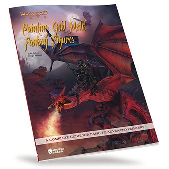 Andrea Press Painting Gold Award Fantasy Figures
