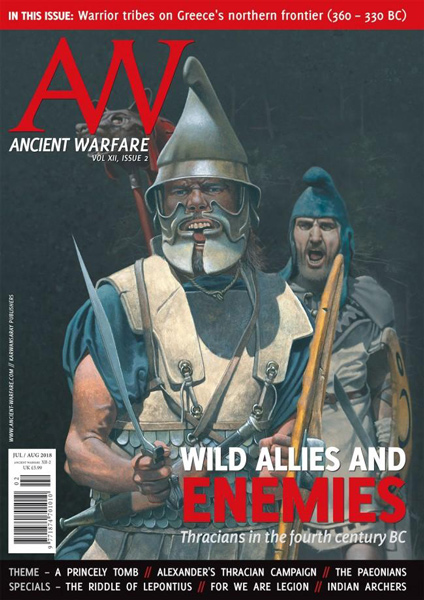Ancient Warfare Magazine Vol. XII No. 2