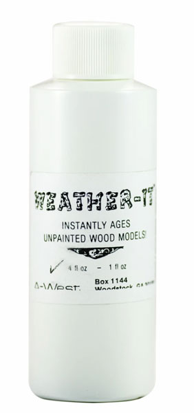 Weather-It - ONLY 1 AVAILABLE AT THIS PRICE