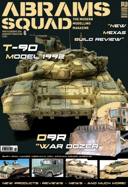 Abrams Squad: The Modern Modelling Magazine Issue 6