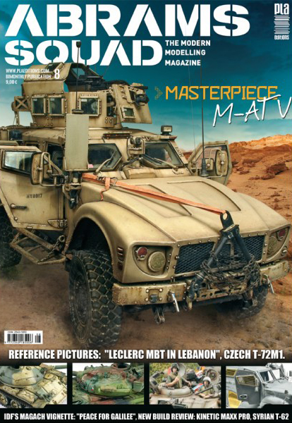 Abrams Squad: The Modern Modelling Magazine Issue 8
