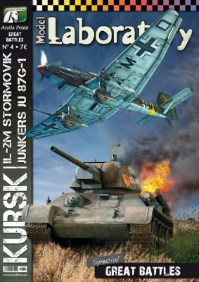 EuroModelismo Model Laboratory Issue 4 - Great Battles. Kursk