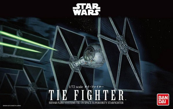 Star Wars A New Hope: Tie Starfighter