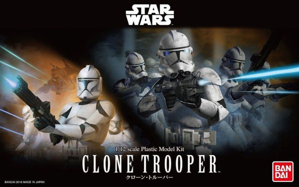 Star Wars: Clone Trooper Figure
