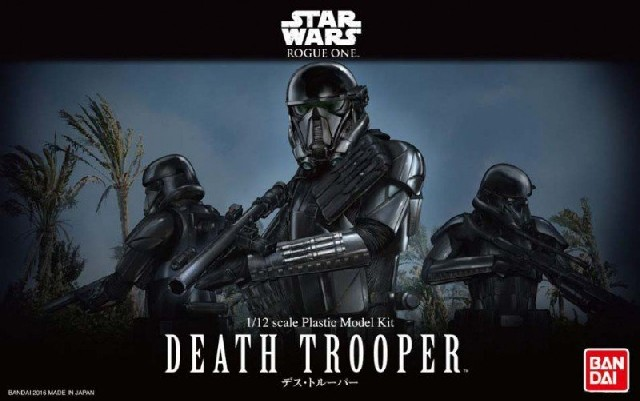 Star Wars Rogue One: Death Trooper