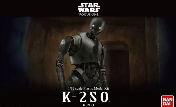Star Wars Rogue One: K2SO Droid Figure