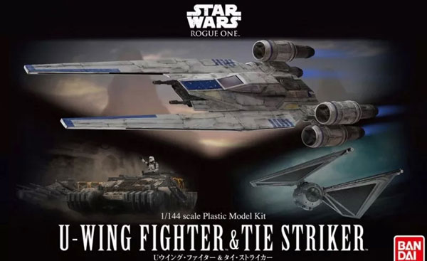 Star Wars Rogue One: U-Wing Fighter & Tie Striker