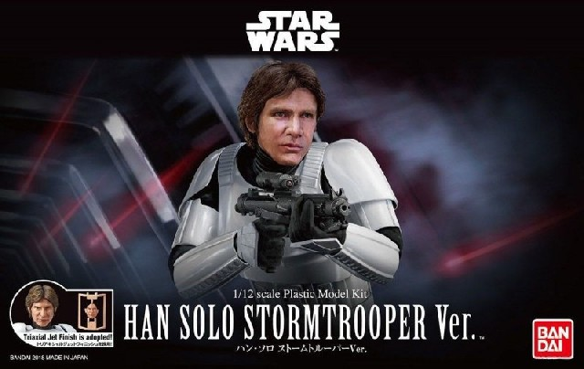 Star Wars: Han Solo Stormtrooper Figure