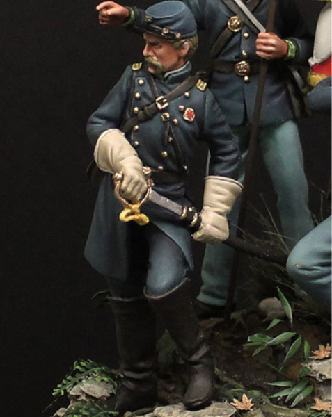 Union Officer 1863