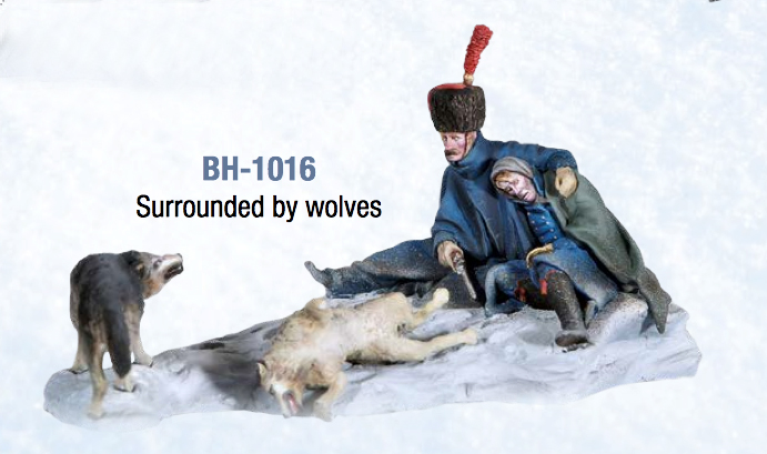 Napoleons Retreat 1812: Surrounded by Wolves