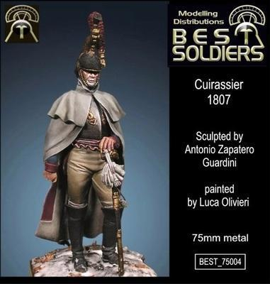 Officer of Cuirassiers 3 reg 1807