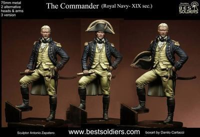 The Commander - Royal Navy XIX Sec