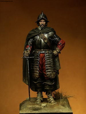 Empel 1585 Soldier of Tercios