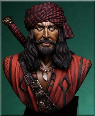 The Pirate Bust