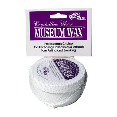 Museum Wax 4 oz. Clear