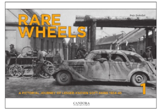 Rare Wheels Vol.1: A Pictorial Journey of Lesser-Known Soft-Skins 1943-4 reprint5