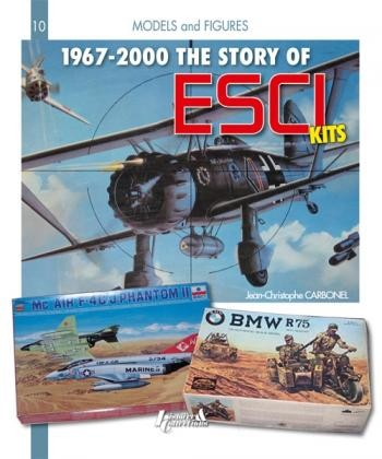 The Story of ESCI Kits 1967-2000