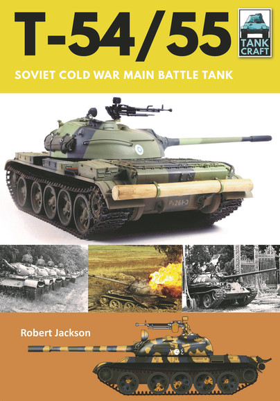 Tank Craft: T-54/55 Soviet Cold War Main Battle Tank