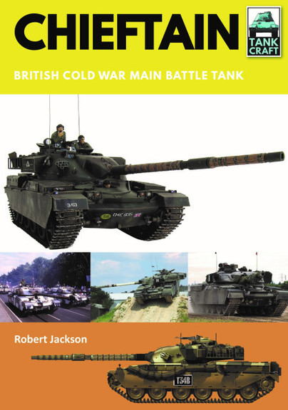 Tank Craft: Chieftain British Colr War Main Battle Tank