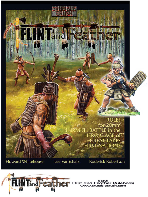 Flint and Feather Rulebook