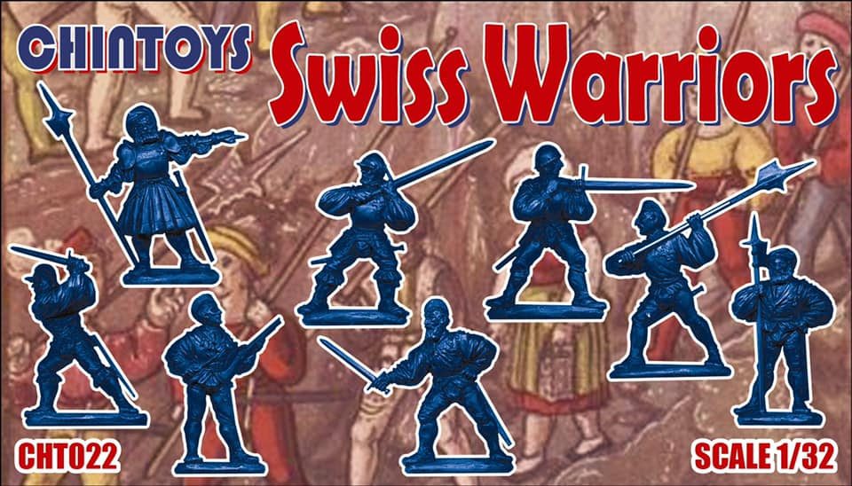 Swiss Warriors