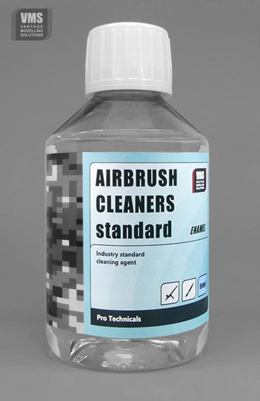 VMS Airbrush Cleaners Standard Enamel Solution