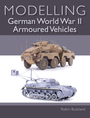 Modelling German WWII Armoured Vehicles