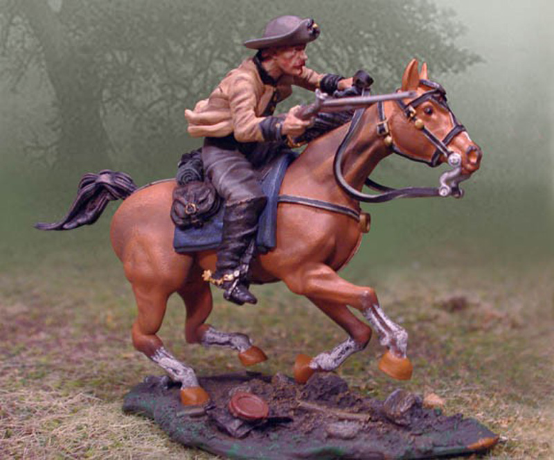 CSA MOUNTED SHOOTING #CS00387-1 AVAILABLE OOP