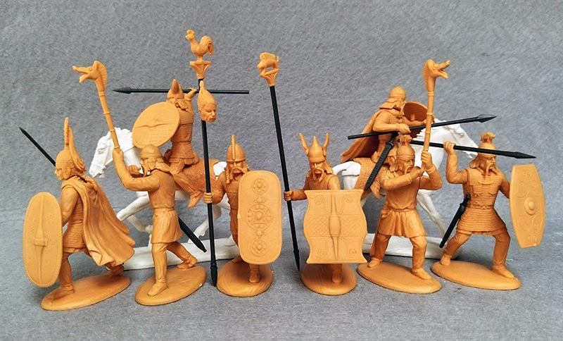 Wars of the Roman Empire - Celtic Barbarian Command