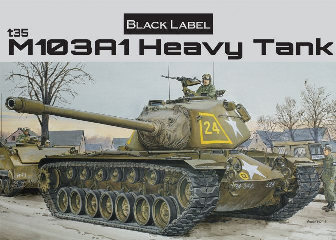 Dragon Black Label- MBT-70 (Kpz. 70)