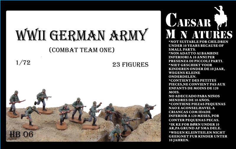 Новинки Caesar Miniatures Caesar_MIniatures_HB06-1