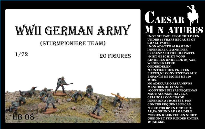 Новинки Caesar Miniatures Caesar_MIniatures_HB08-1