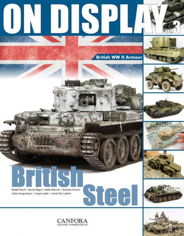 On Display Vol.3 British Steel