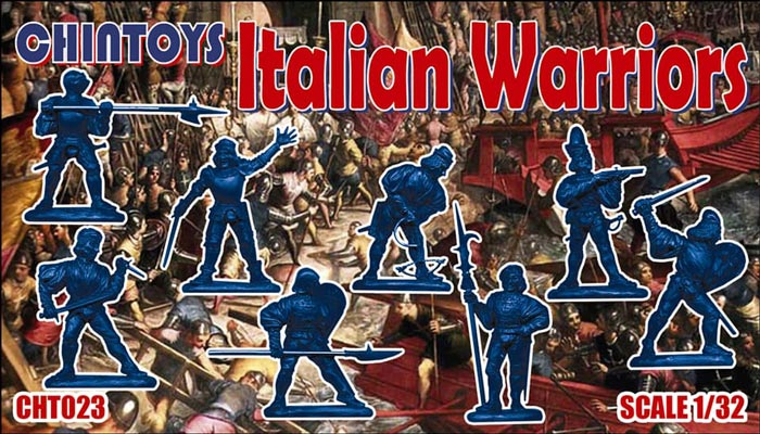Italian Warriors 16th c.