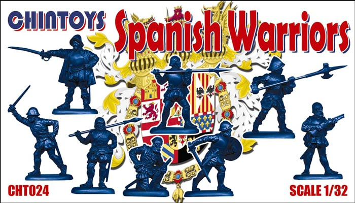 Spanish Warriors 16th c.