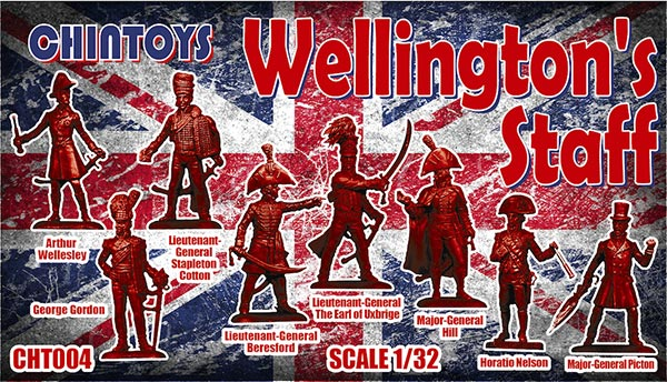 Wellingtons Staff
