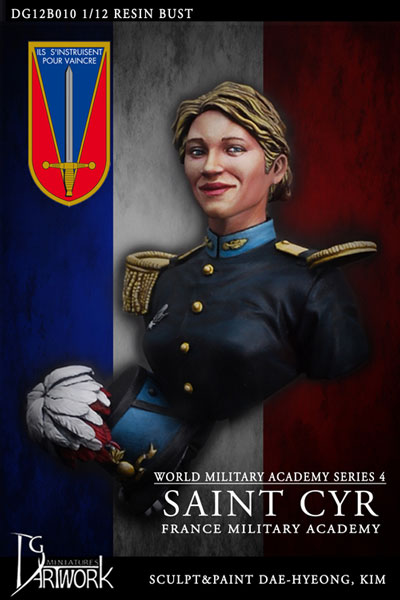 World Military Academy Series 4 : St CYR- France Military Academy