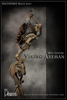 Viking Axeman, 10th Century