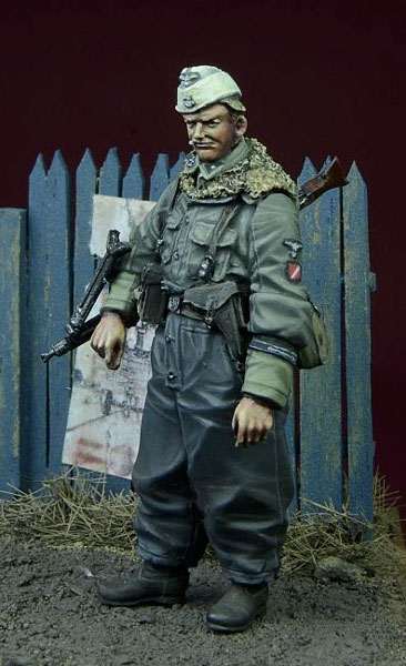 Waffen SS Foreign Volunteer Winter 1943-45