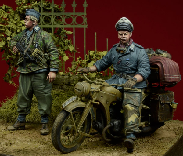 Hermann Goering Division Soldiers Set 1943-45