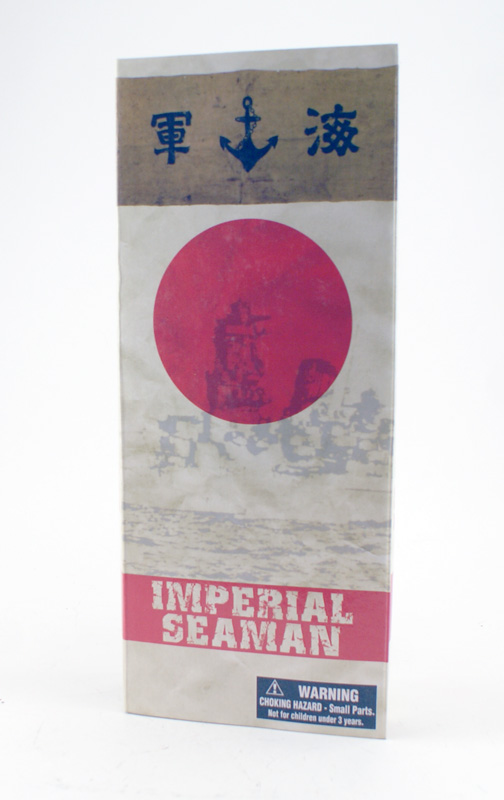 In The Past Toys Japanese Imperial Seaman 12 Inch Action Figure NIB 1 Available OOP