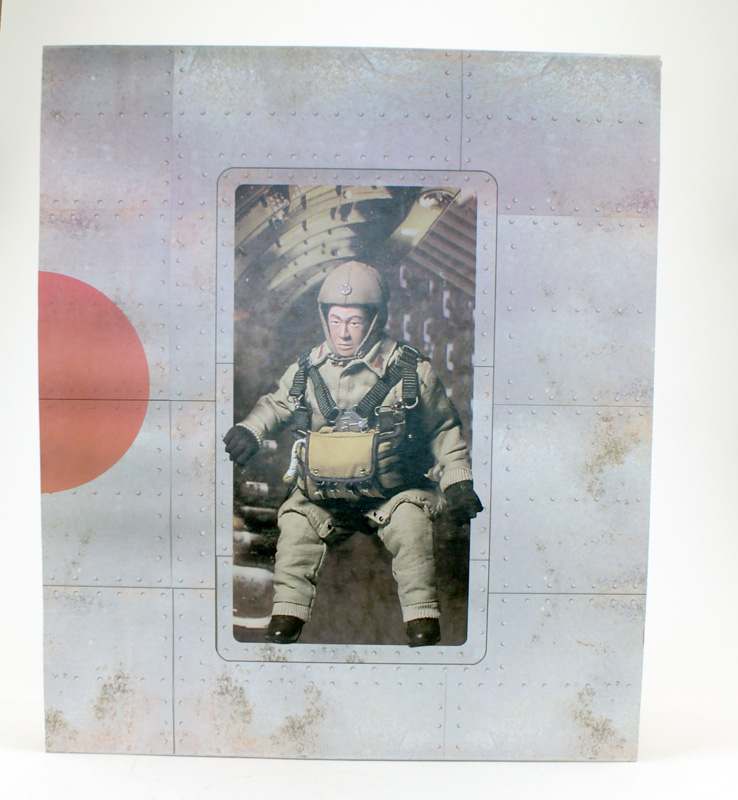 In The Past Toys Japanese Paratrooper 12 Inch Action Figure NIB 1 Available OOP