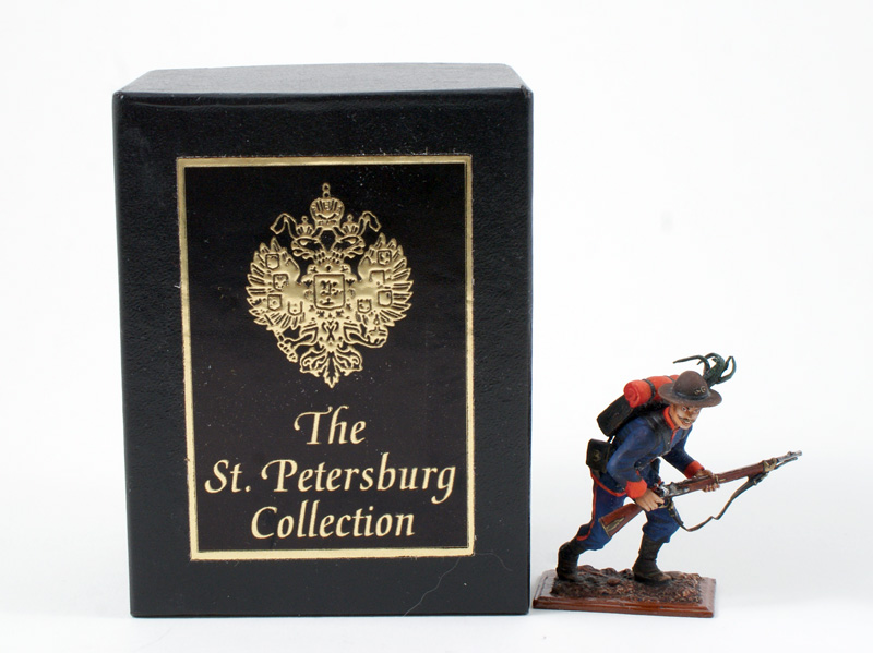 St. Petersburg Collection AeroArt Garibaldi Guard NY 39th #3904.1 NIB 1 Available OOP
