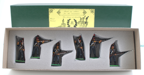 Mulberry Miniatures #AW1 Belgian Grenadiers