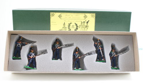 Mulberry Miniatures #FN91 7th Regt Light Infantry