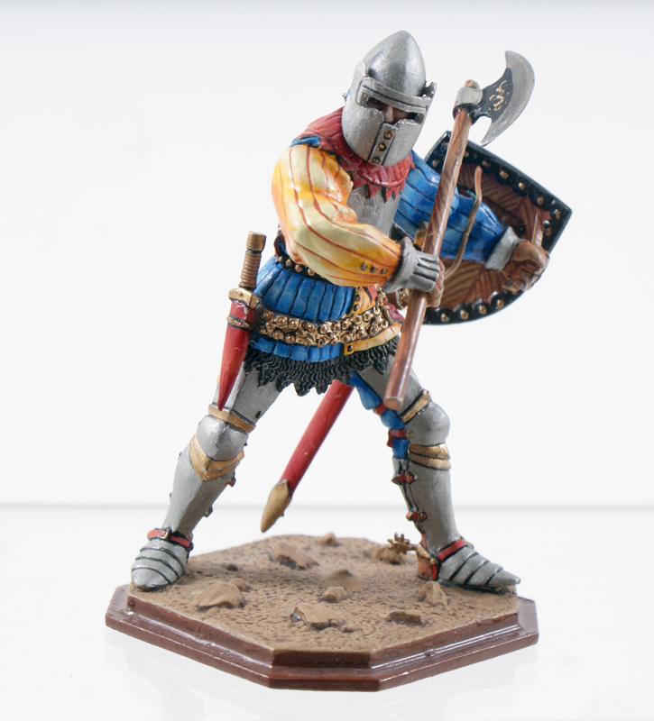 German Knight With Axe ref.3183-1 AVAILABLE OOP