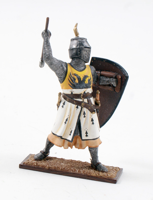 Knight With Axe And Shield ref.416D-1 Available OOP