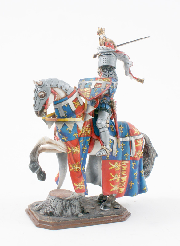 Edward The Black Prince ref.364-1 Available OOP